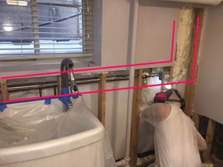 Prevent frozen pipes with insulation in Chicago IL